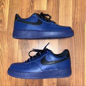 Nike Air Force 1 Low 07 Binary Blue